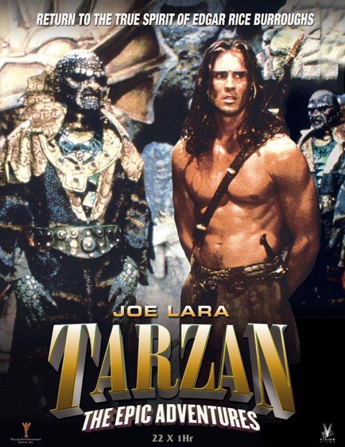 смотреть тарзан 1999 фильм